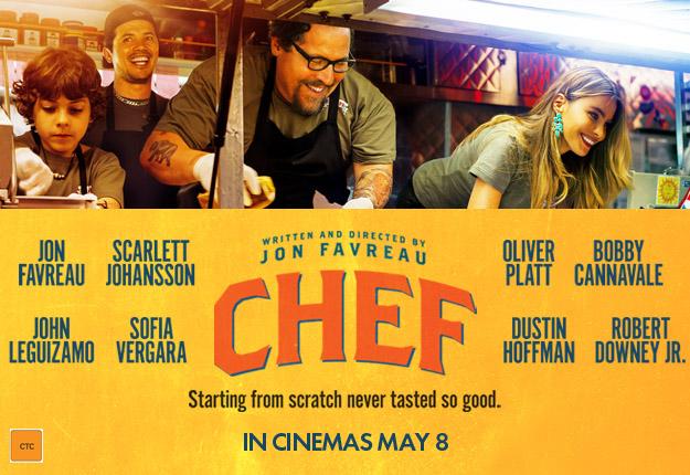 CHEF FILM GRATIS