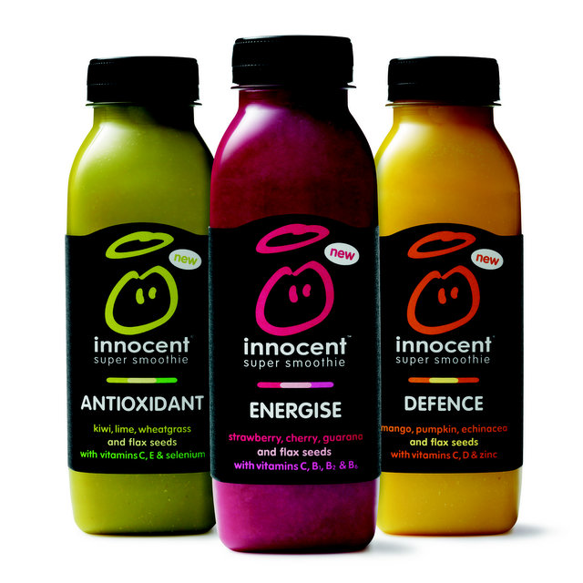 innocent smoothie gratis