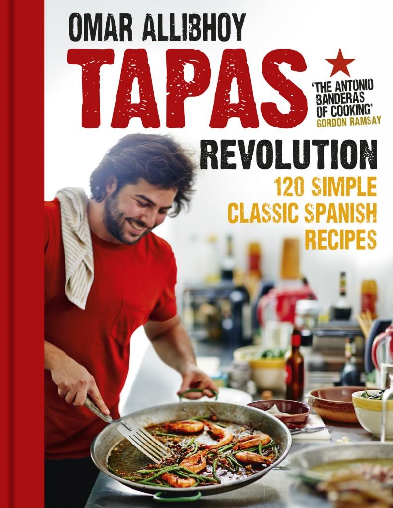 Libro tapas revolution