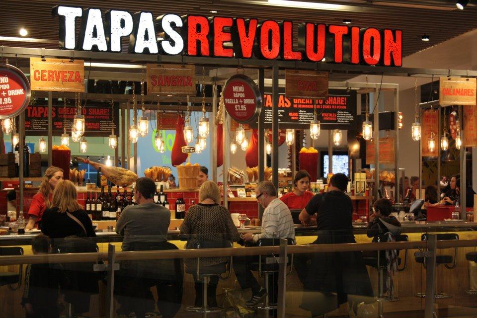 Tapas Revolution restaurante