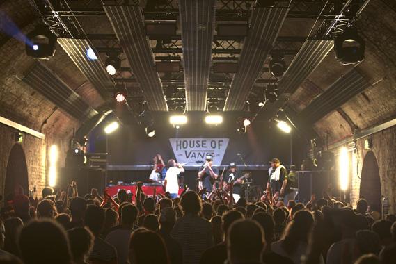 House of Vans Launch Night