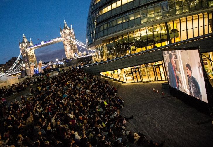 cine gratis en Londres