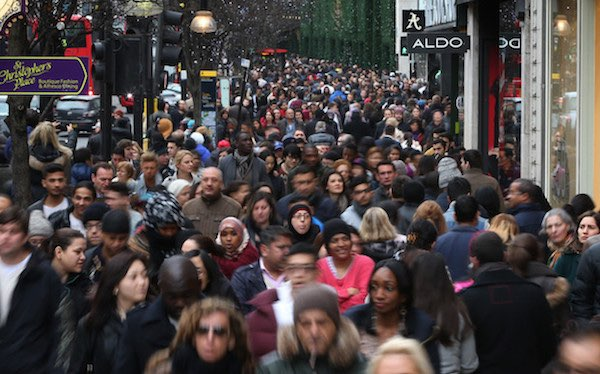 Boxing Day en Londres