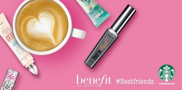 Benefit Starbucks