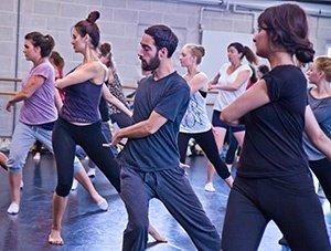 Ballet en Londres (Flow Dance London)