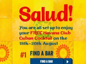 copa gratis havana club