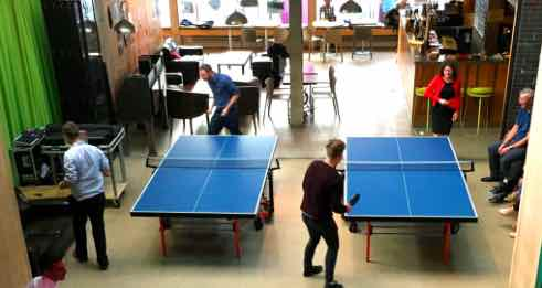 pingpong the forge