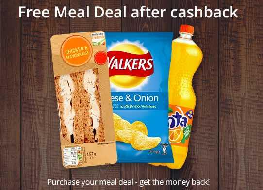 meal deal gratis