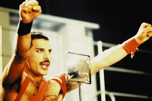 Exposición Freddie Mercury en Londres