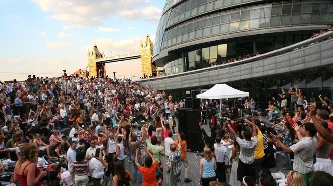 london free festival ahorrar en londres