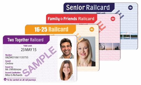 railcards