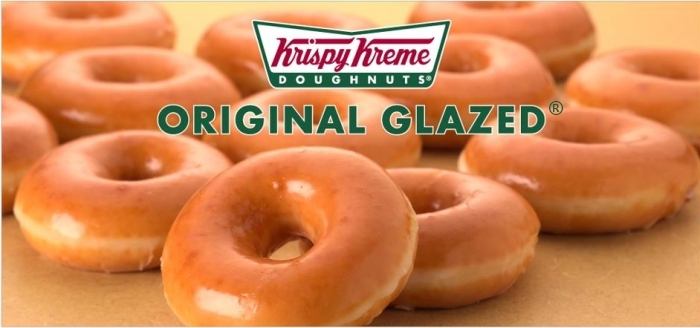 doughnut krispy kreme gratis