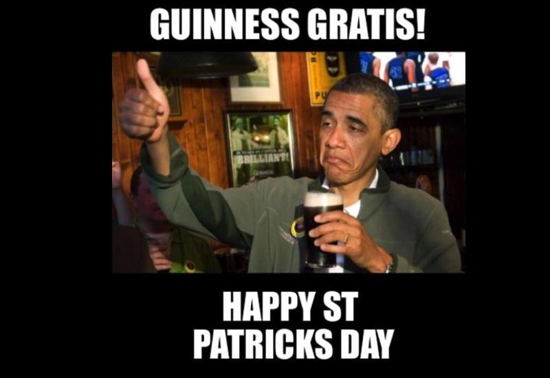 Guinness gratis