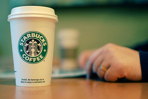 café starbucks fairtrade