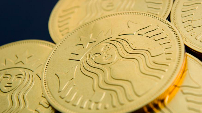 starbucks coin