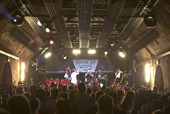House of Vans Launch Night