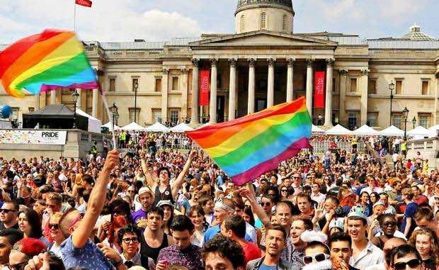 marcha gay 2019 londres